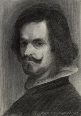 velazquez drawing