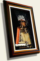 arcimboldo art canvas