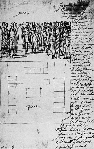 clarendon press, oxford, drawing by raphael, christ church