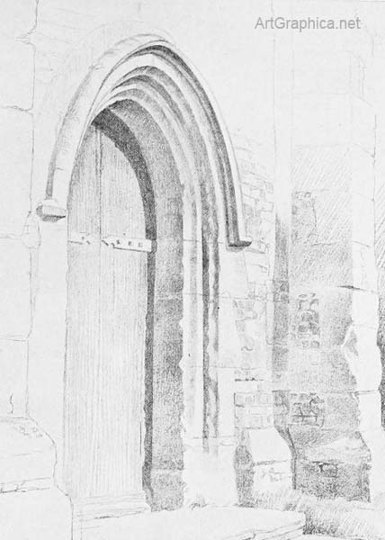 how to draw arches, arches in perspective, free art book
