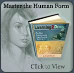 master the human form, art guide