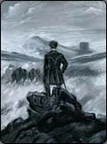 learn to draw like the old masters, david caspar friedrich