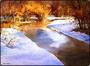 icy river, ronald lee