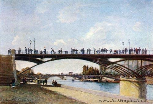 stanislas lepine, pont des art