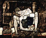 Blind Mother, 1914 by Egon Schiele