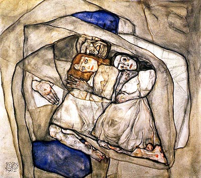 Conversion, 1912 by Egon Schiele</div>
