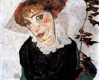 Portrait of Wally, 1912 by Egon Schiele</div>