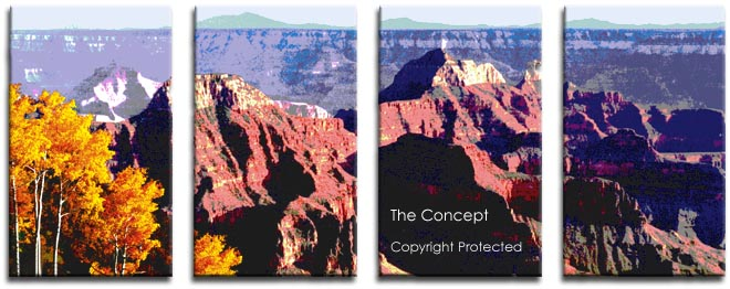 grand canyon oil painting lesson