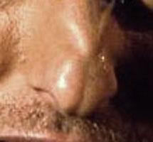 bola do nariz, como desenhar narizes, demonstração nariz