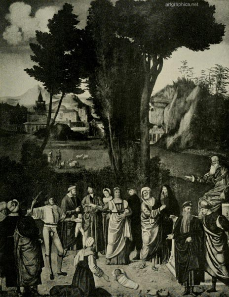 judgment of solomon, drawing trees, art guide