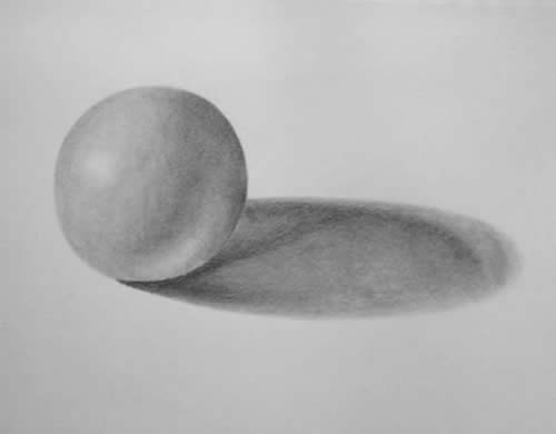 Pencil lesson now you can use your skills to realistically draw virtually anything with a rounded shape the rules are the same
