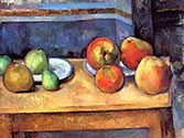 the impressionists, paul cezanne art, Still Life - Apples and Pears