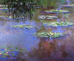 impressionism, impressionists, Water Lilies, Giverny, Monet's Pond, giverny