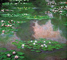 The Water Lilies impressionism, impressionists