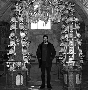 me in the church of bones