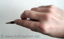 learn to sharpen a pencil