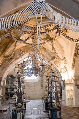 church of bones, czech republic